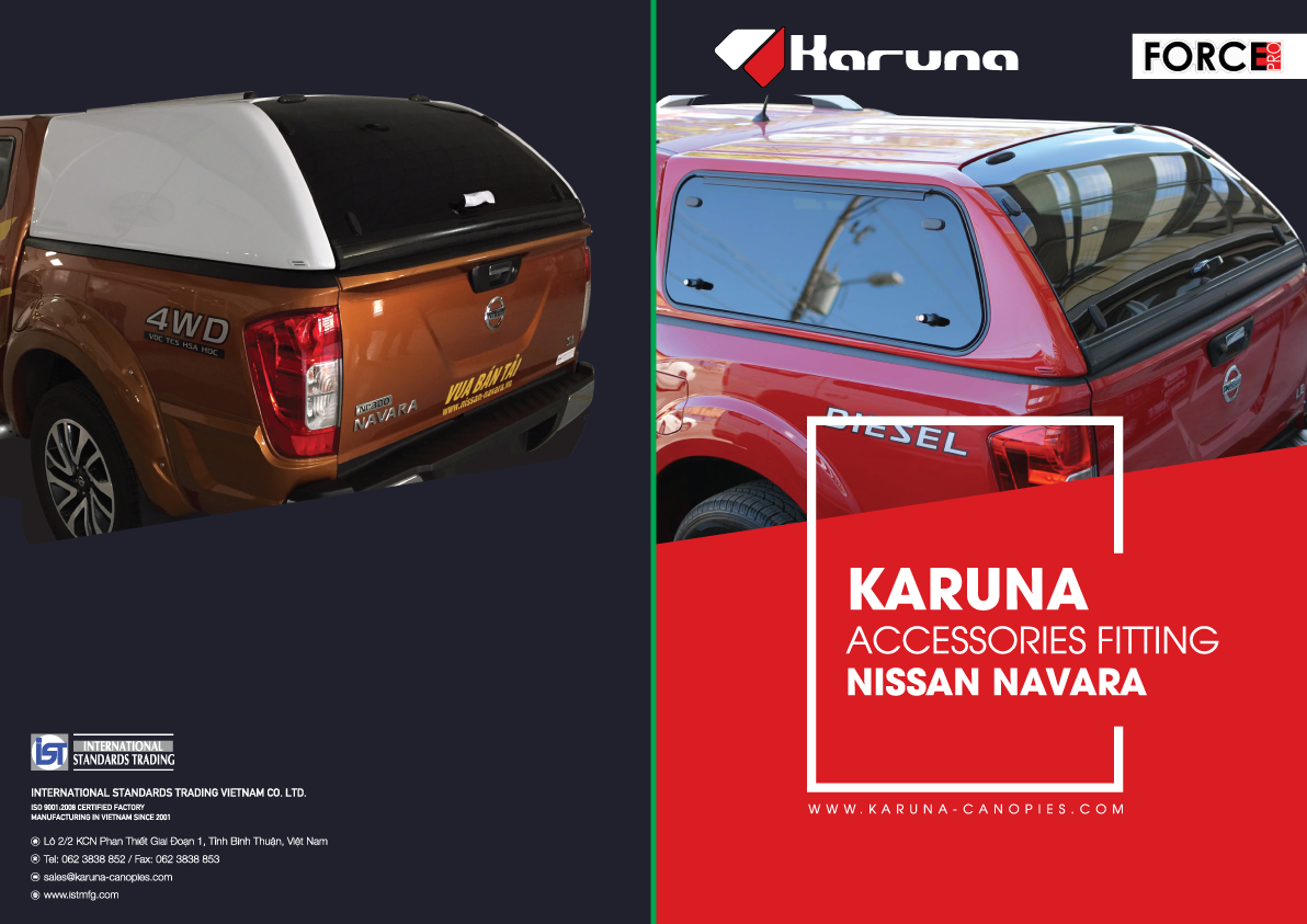 Nissan Navara Catalogue