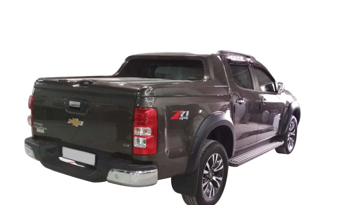 Sportlid Fitting Ford Ranger Double Cab