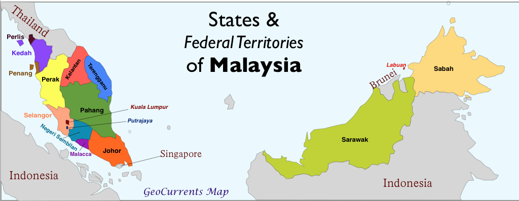 Malaysia (East and West)